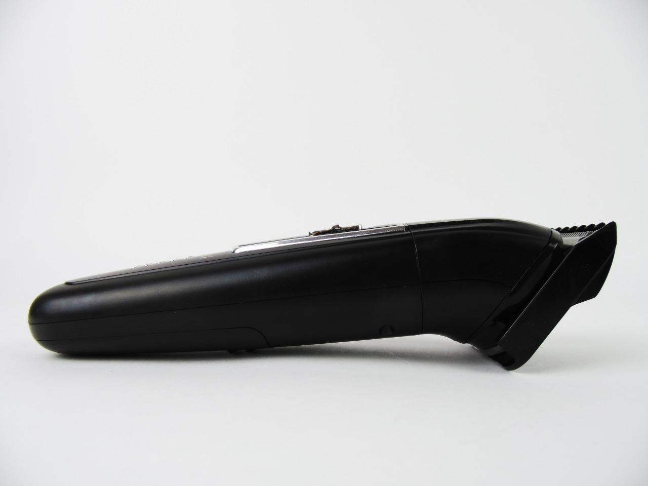 Km-6558 ماكينة كهربائية لقص الشعر 3 فى 1 - أسود