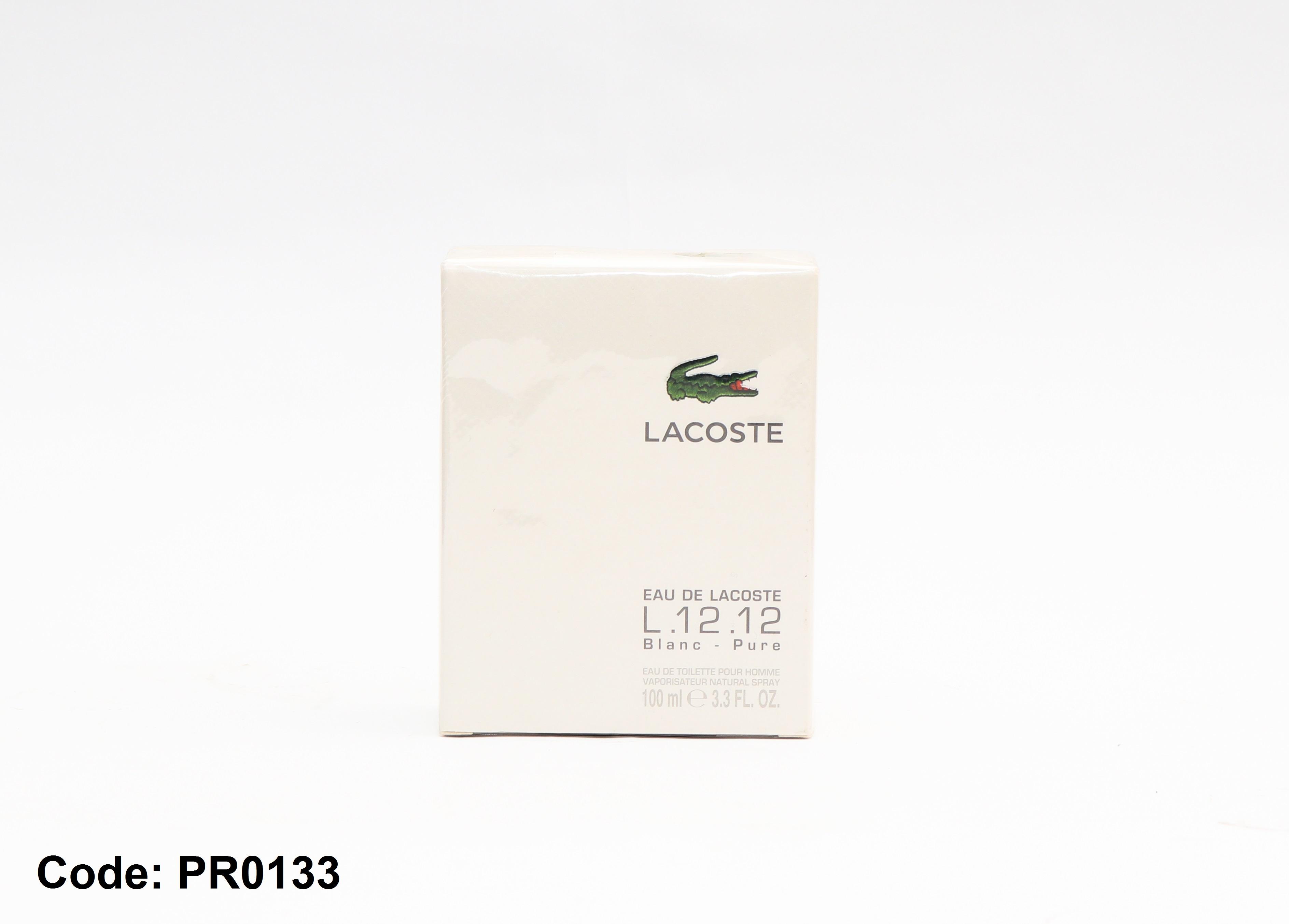 Original Lacoste (White) for Men