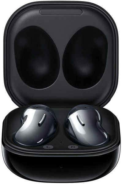 Samsung buds live galaxy buds with high quality audio stereo and high definition microphone bluetooth V5 black semi original