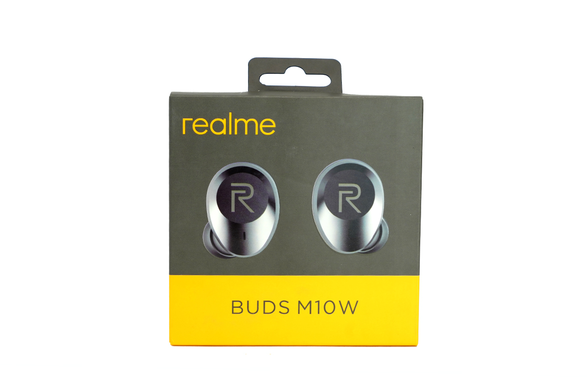 سماعة ريلمي Buds M10W مزودة بباور بانك