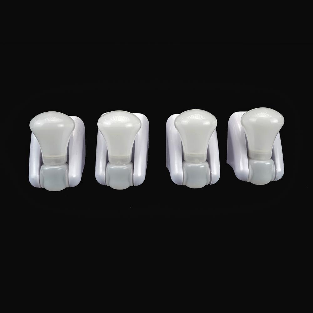 لمبة يدوية سهلة التركيب 4 قطع