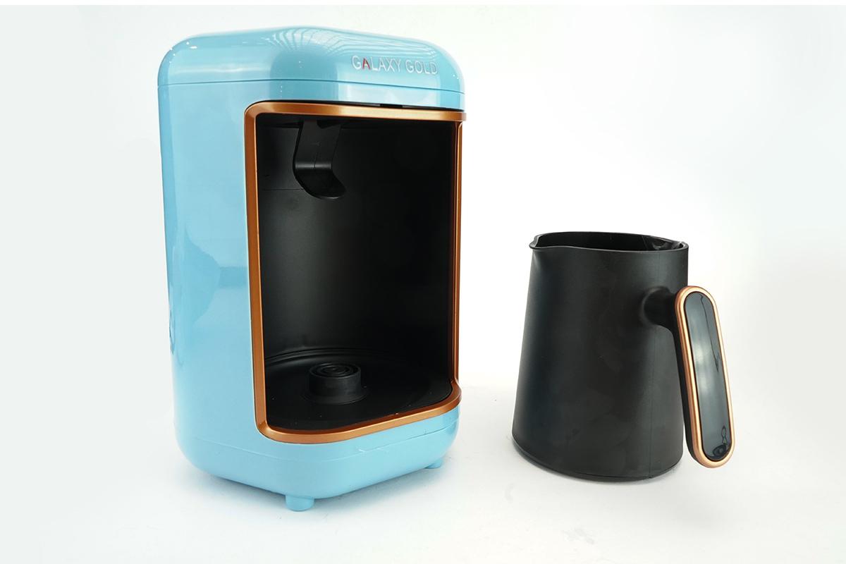 صانعة القهوة العجيبة بتصميم تركي