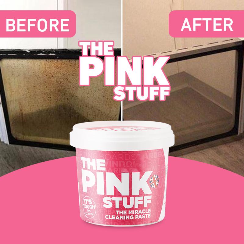 معجون التنظيف السحري The Pink Stuff