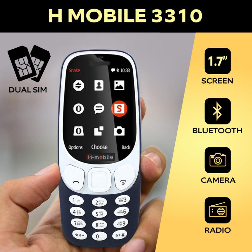 موبايل 3310 ب 2 شريحه