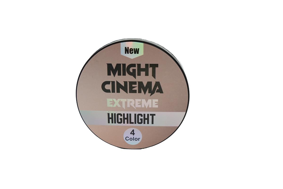 مجموعة هايلايتير رباعي Might Cinema