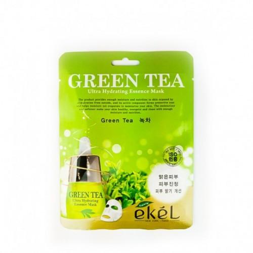 ماسك ekel من الشاي الأخضر
