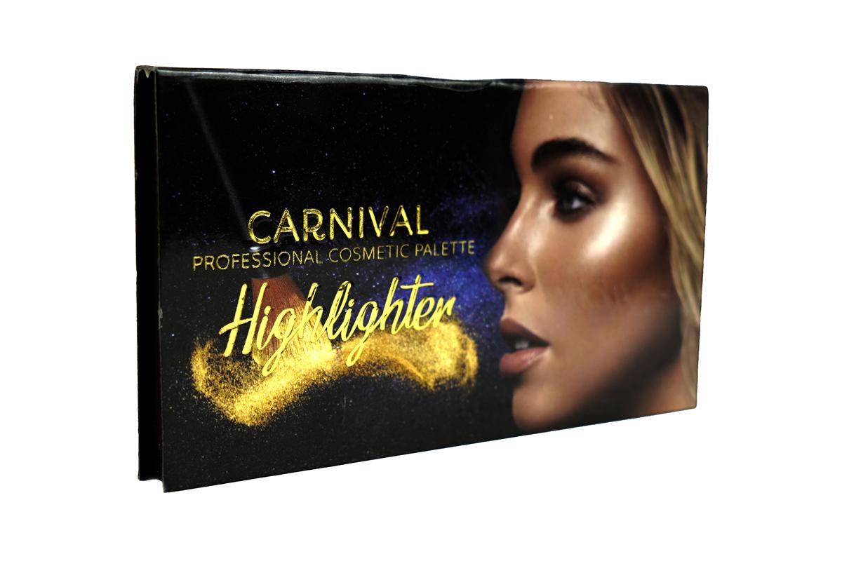مجموعة هايلايتير رباعي Carnival