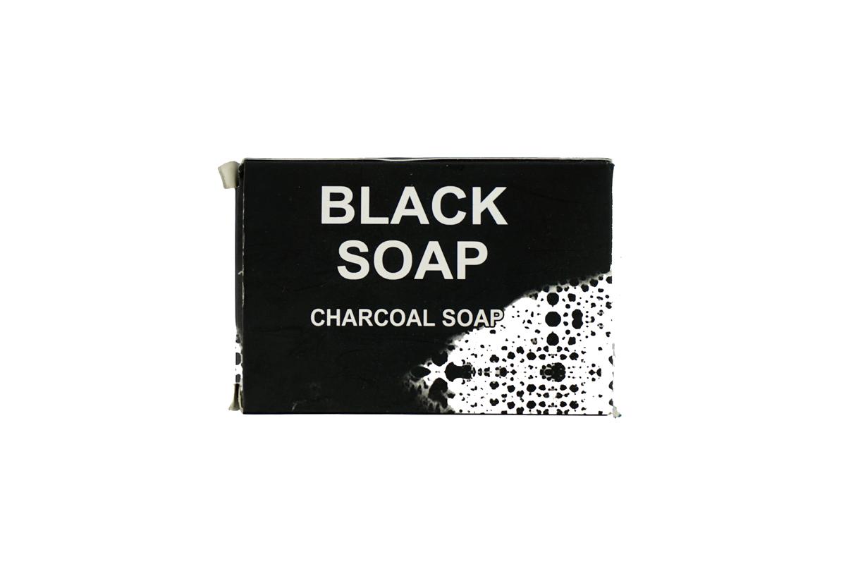 Black soap - صابونه الفحم