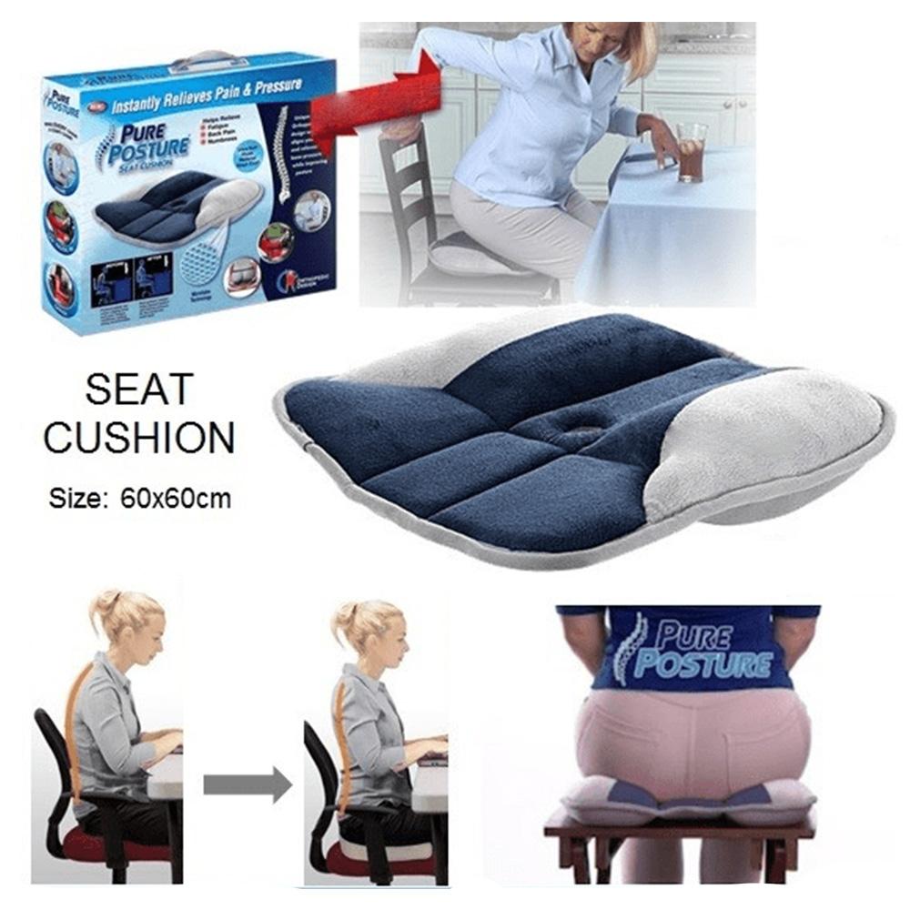 مخدة تحسين وضع الجلوس Pure posture