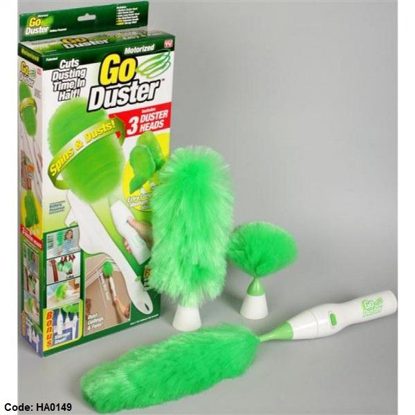 Go Duster منظف الغبار بالبطاريات