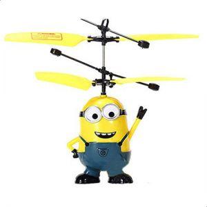 طيارة Minion بسينسور