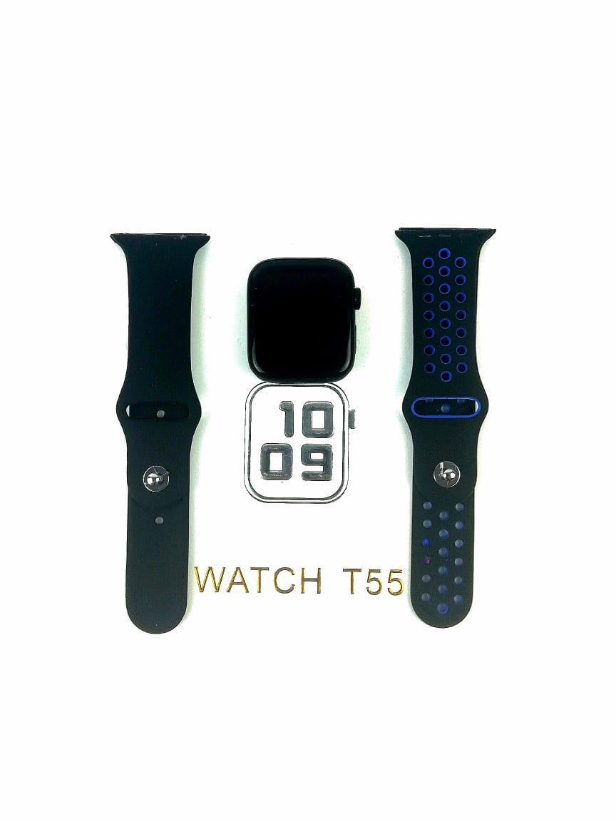 Smart Watch T55 أسود