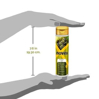 نوفكس شامبو زيت الزيتون 300 مل